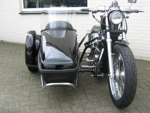 Verstegen Motors - importeur van Royal Enfield en zijspannen Yamaha Motors